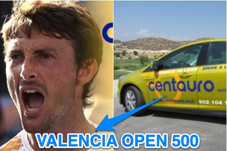 Flechazo de Centauro y Valencia Open 500