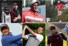 Sigue el desembarco de deportistas en el golf. El último, Sevchenko