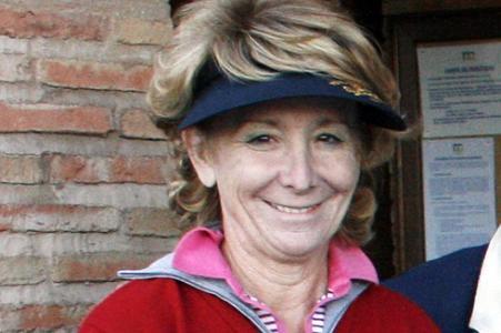 Esperanza Aguirre, campeona del sénior damas RSHECC
