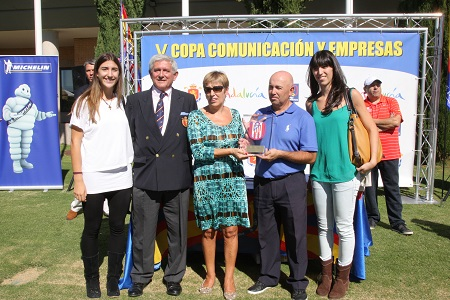 Los deportistas ganan a la prensa en el Memorial Arteche