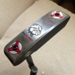 Chris Kirk 13 02 20 Check out my new @odysseygolf prototype