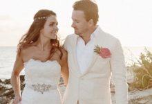 Graeme McDowell ya es un hombre felizmente casado