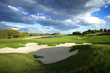 Las Colinas Golf Hoyo 18
