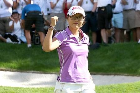 Lydia Ko. Foto: LPGA Tour