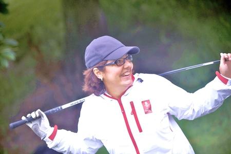 María Escario. Foto: Elmarcorojo