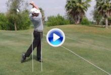 Haz el swing como Tiger Woods (VÍDEO)
