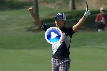 Kokrak e Ishikawa compartieron el golpe del día con eagles desde 117 y 90 metros (VÍDEO)