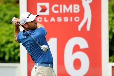 Sergio García CIMB Classic