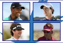 Tiger Woods también es el rey en Twitter