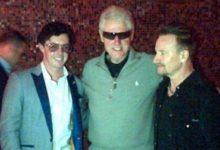 McIlroy, Bill Clinton y Bono, golf polifacético en Irlanda