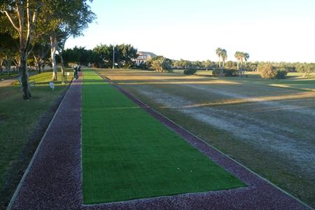 Alicante Golf Tee Line