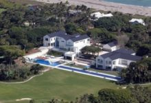 La mansión de Tiger Woods es una ruina