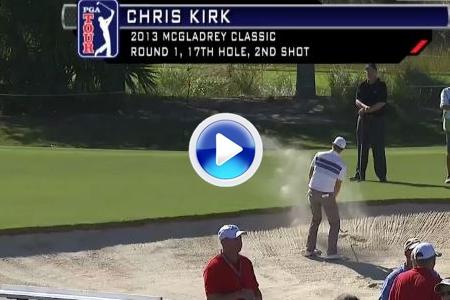 Los mejores golpes de la semana en el PGA Tour. Alguno de ellos muy bueno (VÍDEO)