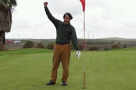 David Pastor, nuevo presidente de la PGA española