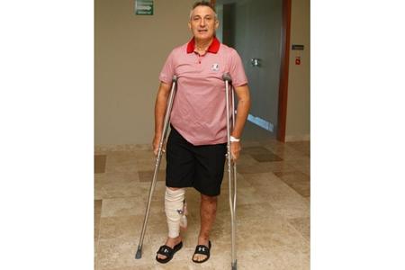 Otro golfista atacado por un cocodrilo en Cancún