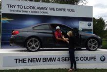 Grillo no supera el corte pero se lleva un BMW. Hoyo en 1 del argentino (VÍDEO)