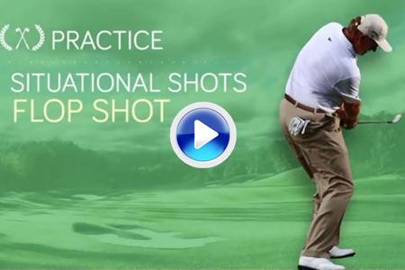 Ernie Els te enseña de forma magistral como realizar un 'Flop Shot' (VÍDEO)