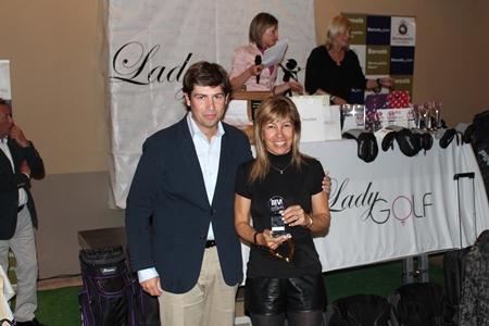 Sensacional colofón del Circuito Lady Golf 2013 en Montecastillo