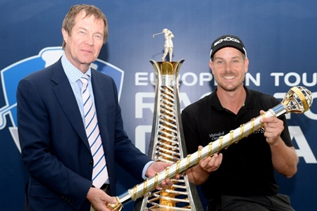Henrik Stenson Dubai Foto European Tour Live Blog 2