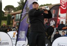 Cañonero Miller campeón de Europa de Long Driver