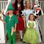 Jonathan Byrd y familia