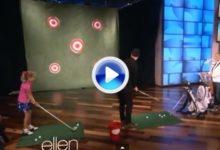 Justin Timberlake perdió el reto ante una niña de 9 años (VÍDEO)
