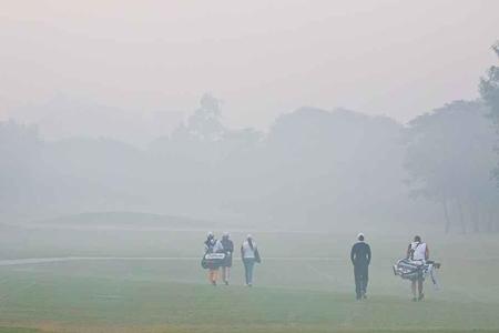 Niebla en la India
