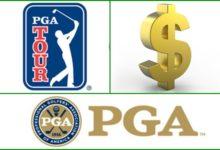 The Players y el PGA Championship darán 10 millones de $