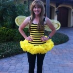 Paula Creamer, abeja