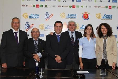 Presentación Costa Blanca Ladies Open