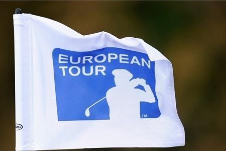 Tour europeo bandera