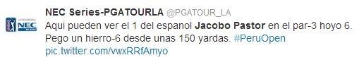 Twitter PGA LA