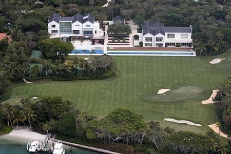 El jardín soñado de cualquier golfista lo tiene: Tiger (GALERÍA de FOTOS)