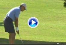 Vacaciones navideñas de Obama jugando al golf ¿No viste su swing? (VÍDEO)