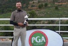 José V. Pérez se adjudica el 26º Camp. de la PGA de España