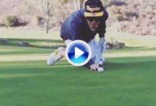 Una payasada de Justin Bieber arrasa en Instagram: Golf o Billar (VÍDEO)