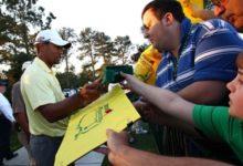 """Tiger: """"Siempre quiero ganar, si no, ¿para que jugar?"""