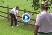 Los amateurs también saben jugarla y de que manera ¡increible! (VÍDEO)