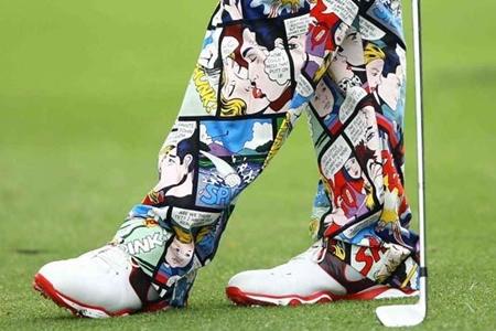 Pantalones John Daly