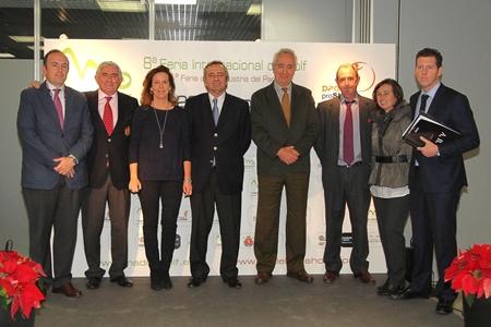 Personalidades presentacion Madrid Golf 2014