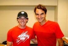 McIlroy podría fichar por Team8 empresa de Federer