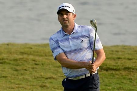 Sergio García lidera en Tailandia. Foto: Asian Tour