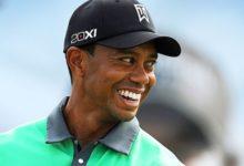Tiger advierte: 'Ya gané en 3 de los 4 campos'