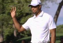 Tiger Woods es el dueño del ranking mundial