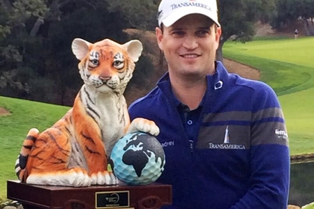 Zach Johnson gana el Worl Challenge Foto Tiger Woods Foundation