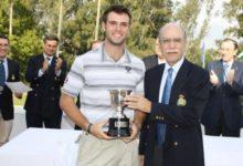 Adriá Arnaus se impone con poderío en la Copa de Andalucía