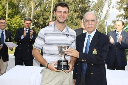 Adriá Arnaus campeón Copa de Andalucía 2013