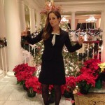 Beatriz Recari, preparada para recibir el año