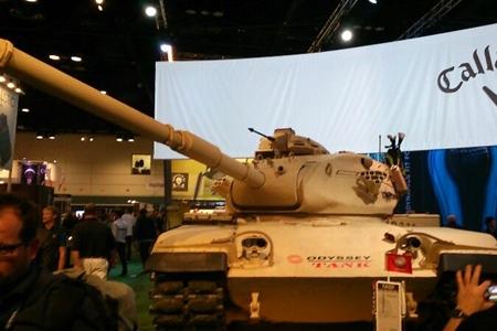 Callaway Tank