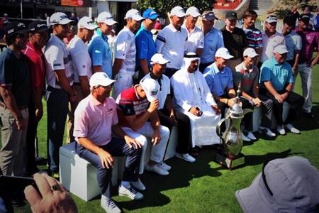 Campeones Dubai Desert Classic